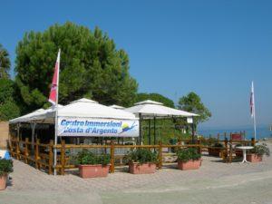 Fine Corso All'Argentario @ Diving Costa d'Argento | Porto Santo Stefano | Toscana | Italia